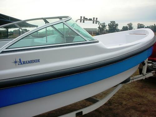 aramendi islero 620 con motor 90hp y trailer