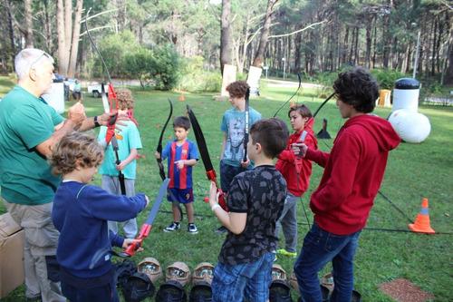 archery game juego para cumpleaños y fiestas empresariales.