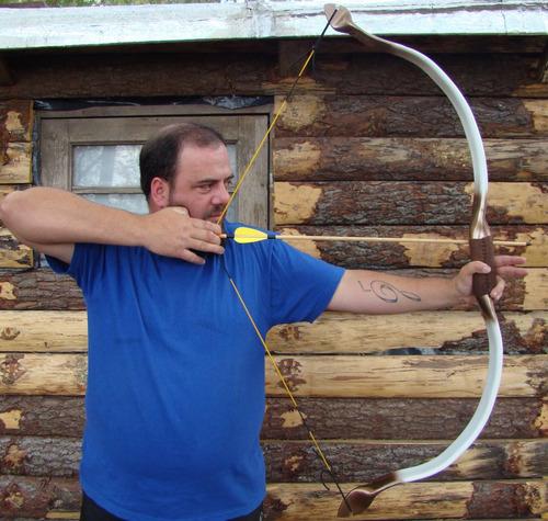 arco darbatas sagitario, 30 lbs ideal tiro y pequeñas prezas