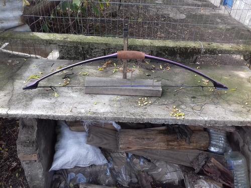 arco de caza de 45 lbs purpura metalizado oferta