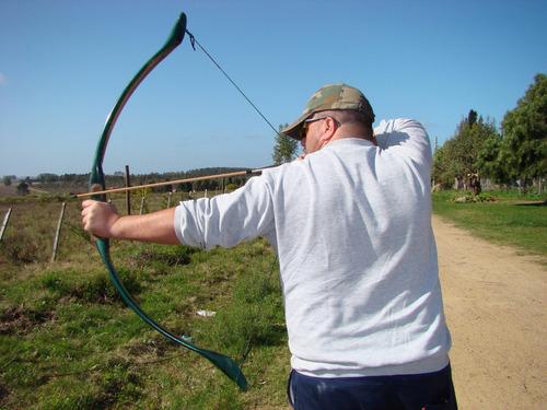 arco para caza