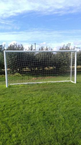 arcos de futbol en hierro a  medida