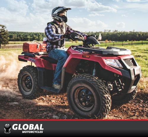 arctic-cat - atv new alterra 450 - global motorcycles