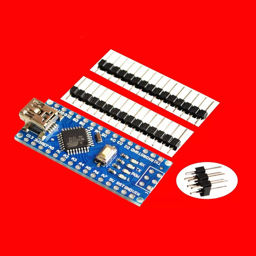 arduino nano uno v3  40dto mega 328p au