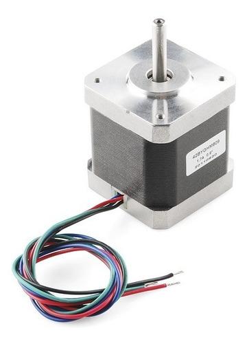 arduino stepper motor  68 oz.in (400 steps/rev)
