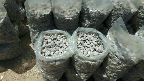 arena y pedregullo en bolsa $1200 el metro cubico 40tacho