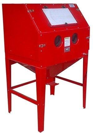 arenadora con gabinete 110 galones (416 lts.) 117-0700