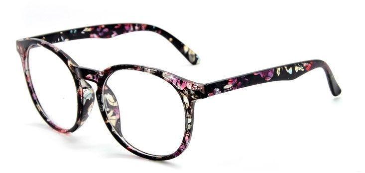Armação Vintage Unissex Para Óculos De Grau - Várias Cores - R  49 ... 6560f6ca9e
