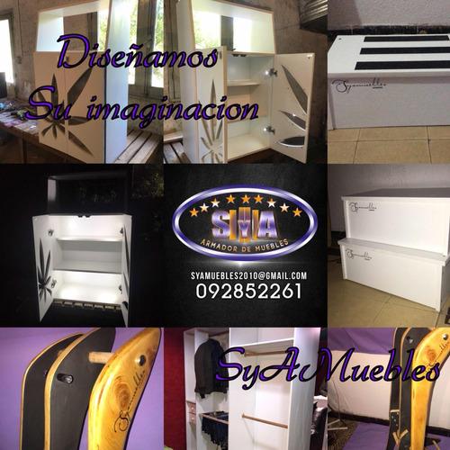 armador de muebles,armados,desarmados,service y reparación