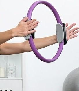 aro anillo flexible: gimnasia yoga pilates rehabilitación