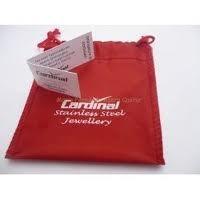aro argollas acero cardinal cierre italiano para regalo