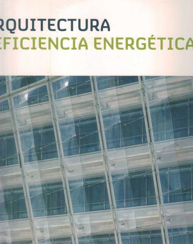 arquitectura y eficiencia energética