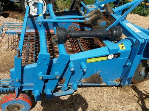 arrancadora cosechadora de papa cebolla boniato zanahoria