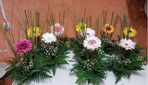 arreglo floral par eventos