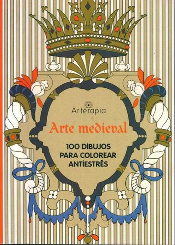 arte medieval. arterapia