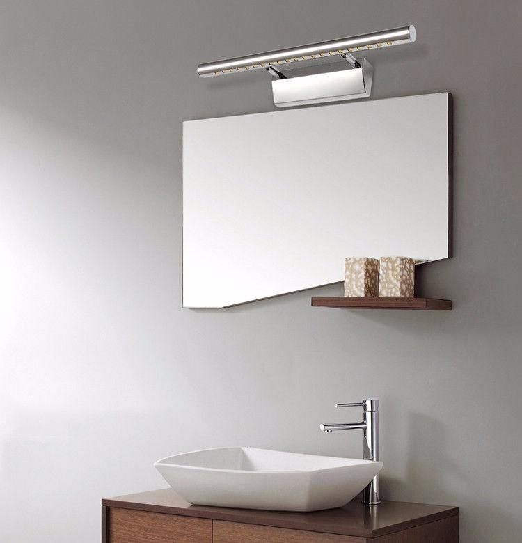 Luces Para Espejos De Bano.Artefacto Luz Spot Led De Pared Ideal Para Espejo De Bano U S 73