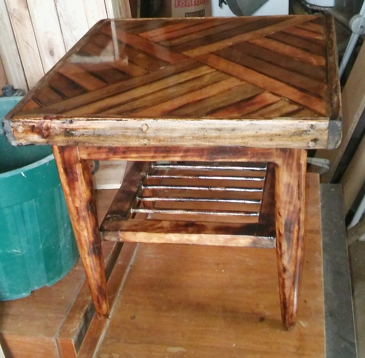 Artesanias en hierro y o madera en mercado for Artesanias en madera