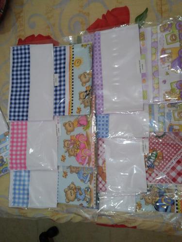 articulos de bebe (fabricación propia.)