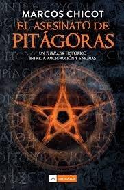 asesinato de pitágoras / marcos chicot (envíos)