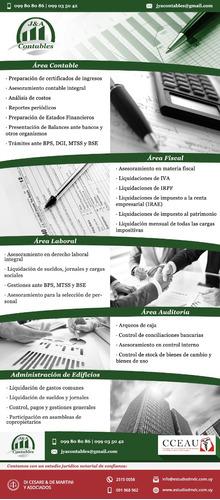 asesoramiento integral contable - laboral e impositivo
