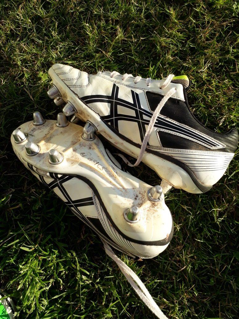 ASICS De Rugby beige