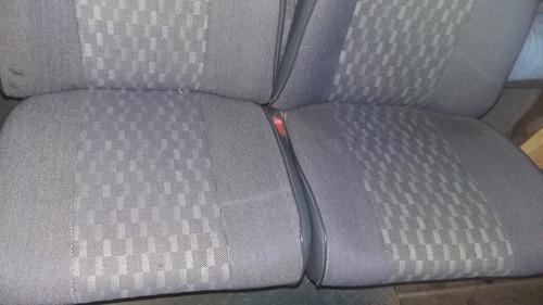 asientos butacas p adaptar a cualquier van reclinables
