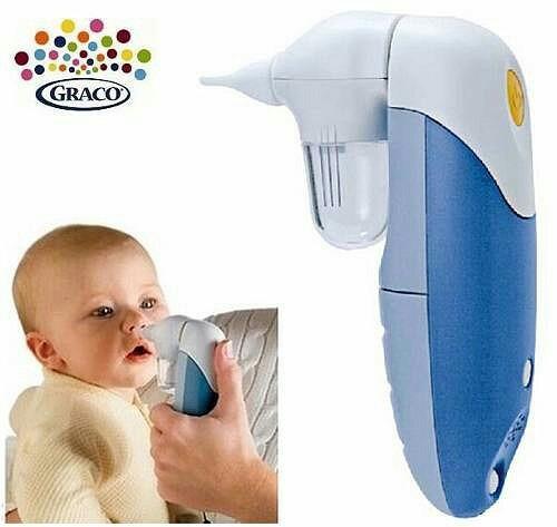aspirador nasal electrico bebe niños graco musical el mejor!