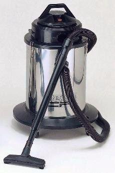 aspiradora industrial agua y polvo 60lt 1000w elettro italia
