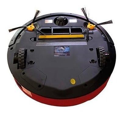 aspiradora robot vacuum hovo 710 2000mah rd ob - elbunkker e