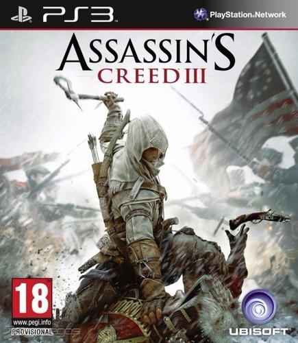 assassins creed 3 - ps3 digital