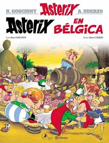 asterix 24. en belgica