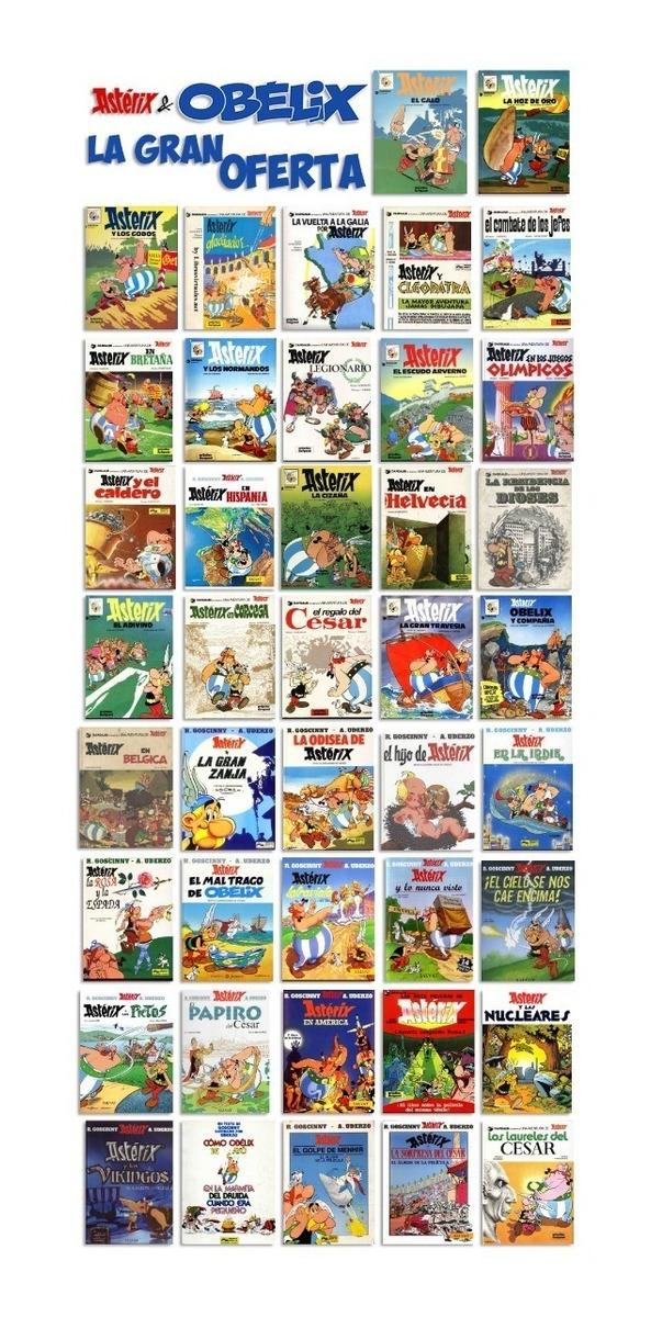 Asterix Y Obelix - Obras Completas Pdf Digital