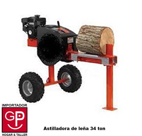 astilladora de leña 34 toneladas