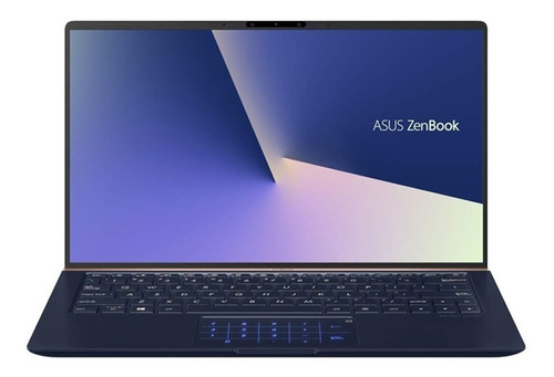 asus zenbook ux433fn-a5069t - i7/8gb/512gb/14 full  - netpc