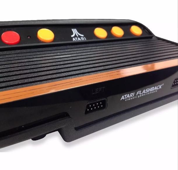 Atari Flashback 7 Con 101 Juegos En La Memoria 5 000 00 En