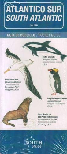 atlantico sur fauna guia de bolsillo  de south world south w