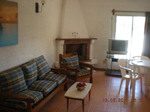 atlantida casa 3 dormit. 2 baños para 9 persona verano azul