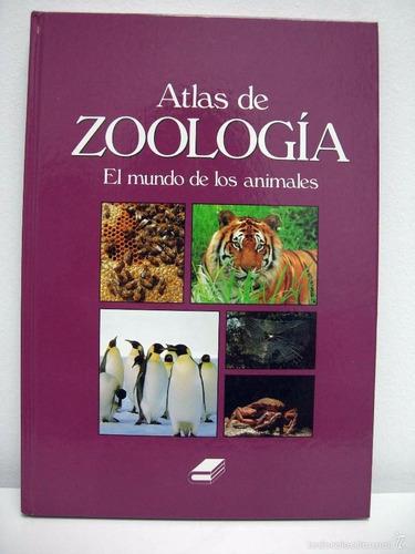 atlas de zoologia -el mundo de animales        (3)
