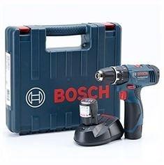 atornillador a batería percutor 10mm 12v bosch gsb1200-2-li