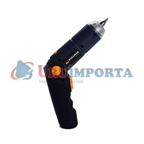 atornillador articulado a batería 4.8 v pt3114