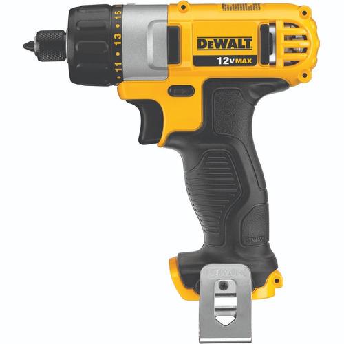 atornillador de impacto 12v dewalt dcf610s2