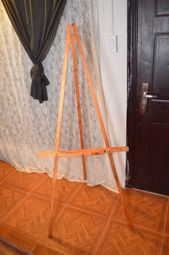 atril - caballete - tripode - soporte - mural cuadro base