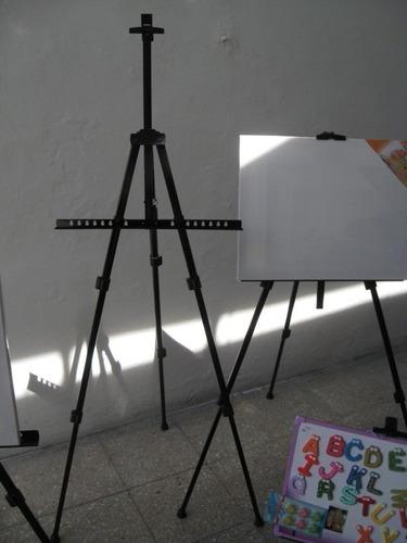 atril tripode pintura exibición cuadros envio a todo el país