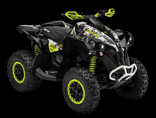 atv/cuatriciclo - renegade 1000 x xc - can am / o km