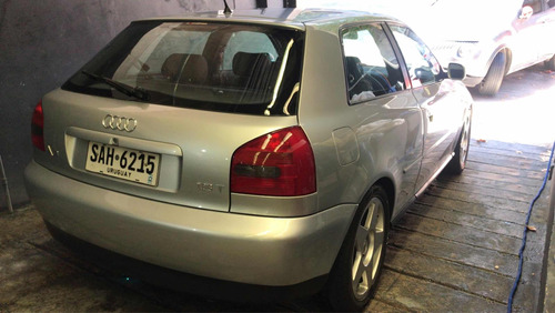 audi a3 1.8 t 150 hp attraction 1999