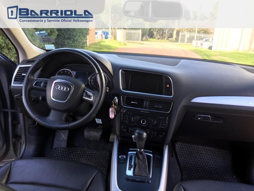 audi q5 rural 2012 excelente estado - barriola