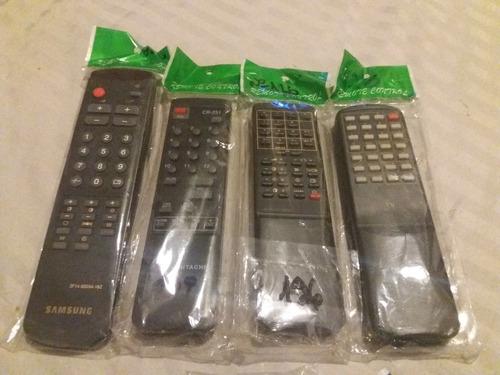 audio video controles remotos