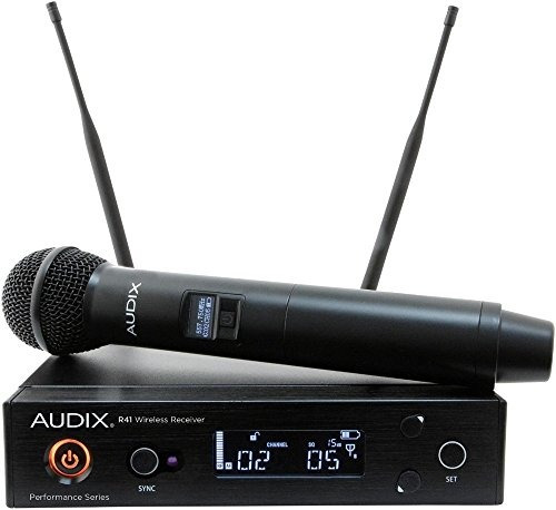 audix ap41om2a wireless microphone