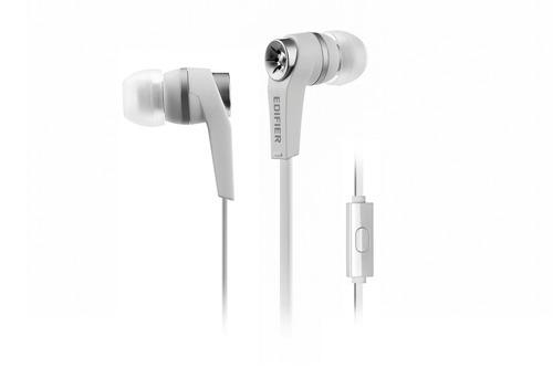 auricular edifier p275 in-ear blanco función llamada y mas