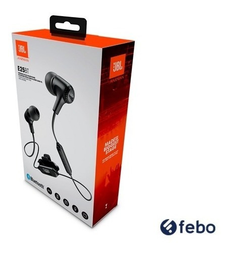 auriculares bluetooth manos libres jbl e25bt iphone febo